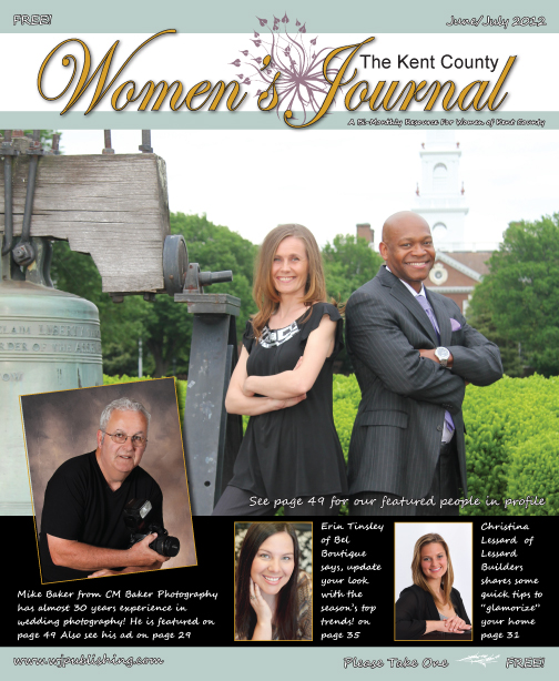 Kent County Edition – People in Profile, The Women's Journal