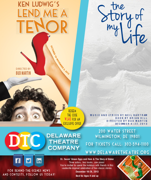 Lend Me A Tenor / The Story Of My Life
