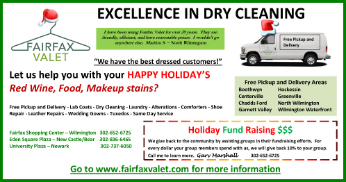 Let Us Help You With Your Holiday Stains!