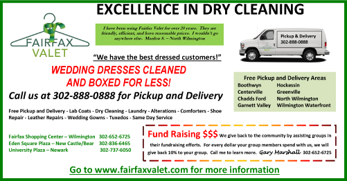 Excellence in Dry Cleaning, The Women's Journal