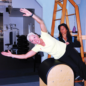 Pilates Offers Resistance Training: No Bulky Results. Use It Or Lose It!