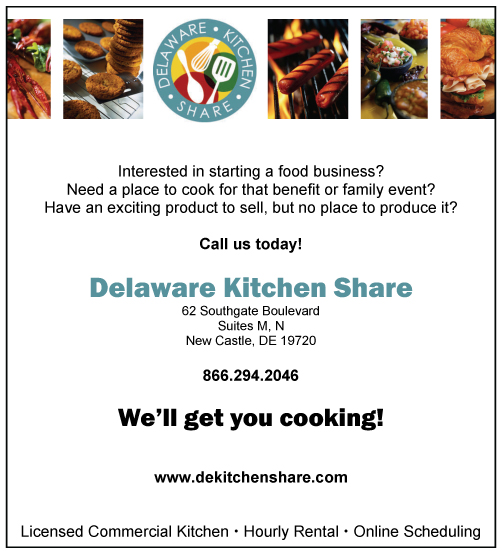 Delaware Kitchen Share, The Women's Journal