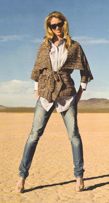 Hot Trends For Fall…. Lady's Image Has It All!!!