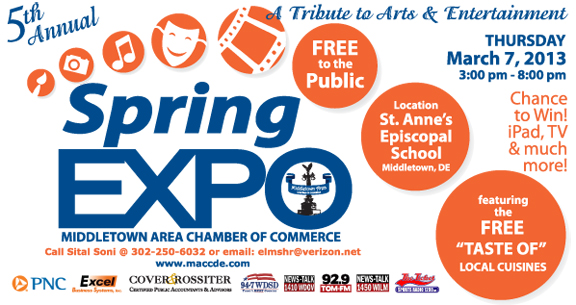 5th Annual Spring Expo