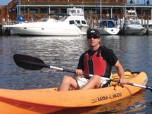 Kayaking Lewes