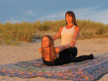 Stretching the Layers of Your Body & Soul With Thai Yoga Massage