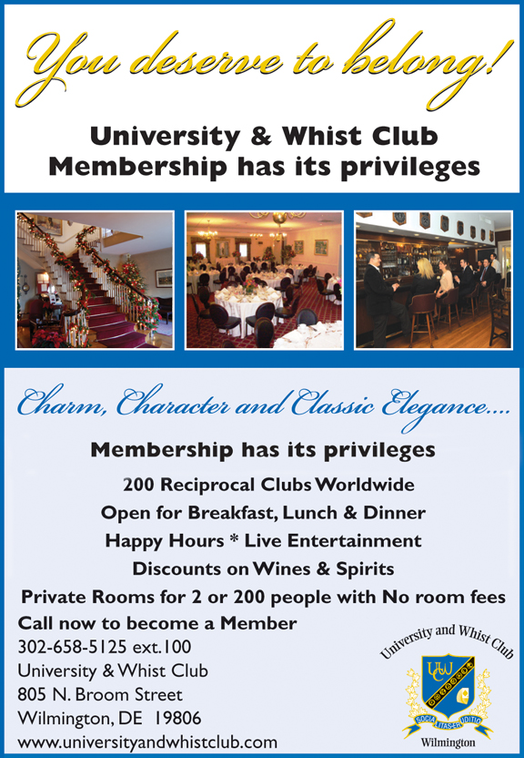 University And Whist Club Upholding A Legacy Of Excellence, The Women's Journal