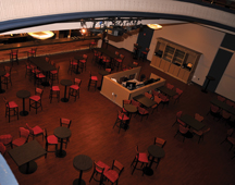 World Cafe Live at The Queen Theatre – A Casual Restaurant & Bar with an Intimate Live Music Stage.